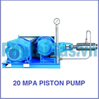20 mpa piston pump use for lox ln2 lar