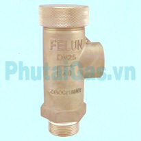 da 10 25 cryogenic safety valve for liquid gas tank