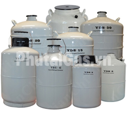 yds liquid nitrogen container