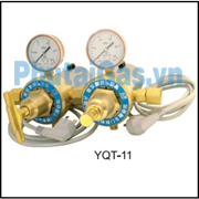 yqt 11 electrical heating co2 regulator valve